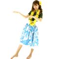 フラダンス衣装バウスカート商品番号0011