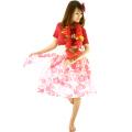 フラダンス衣装バウスカート商品番号0012