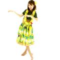 フラダンス衣装バウスカート商品番号0013
