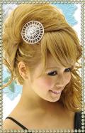 髪飾りヘアーコーム商品番号0008