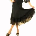 社交ダンス衣装スカート商品番号0292