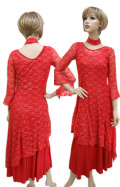 衣装カラオケドレス商品番号0076