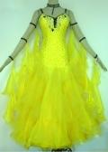 社交ダンス衣装オーダーメイド競技用デモドレス商品番号0035
