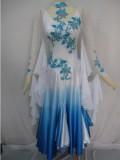 社交ダンス衣装オーダーメイド競技用デモドレス商品番号0063