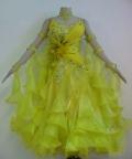社交ダンス衣装オーダーメイド競技用デモドレス商品番号0048