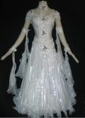 社交ダンス衣装オーダーメイド競技用デモドレス商品番号0045