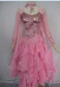 社交ダンス衣装オーダーメイド競技用デモドレス商品番号0057