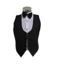 男性ダンス衣装ベスト商品番号0011スリムタイプ
