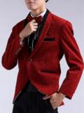 男性カラオケ衣装ジャケット商品番号0006