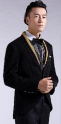男性カラオケ衣装ジャケット商品番号0003