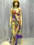 ロングドレス商品番号0070
