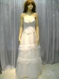 ウエディングドレス商品番号0003