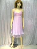 ミニドレス商品番号0074