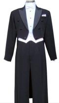 社交ダンス燕尾服5点セット商品番号0001