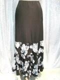 フラメンコ ダンス衣装スカート商品番号0180