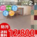 【送料無料】■AS カラーバリエーション豊富♪消臭抗菌エコカーペット 江戸間2畳(176x176) アスシャリオ2