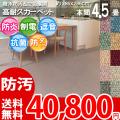 【送料無料】■AS カラーバリエーション豊富♪消臭抗菌エコカーペット 本間4.5畳(286x286) アスシャリオ2