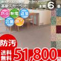 【送料無料】■AS カラーバリエーション豊富♪消臭抗菌エコカーペット 本間6畳(286x382) アスシャリオ2
