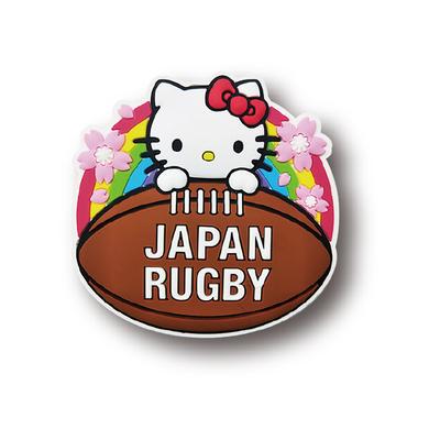 ラグビー日本代表 オフィシャル ハローキティ マグネット・ボール