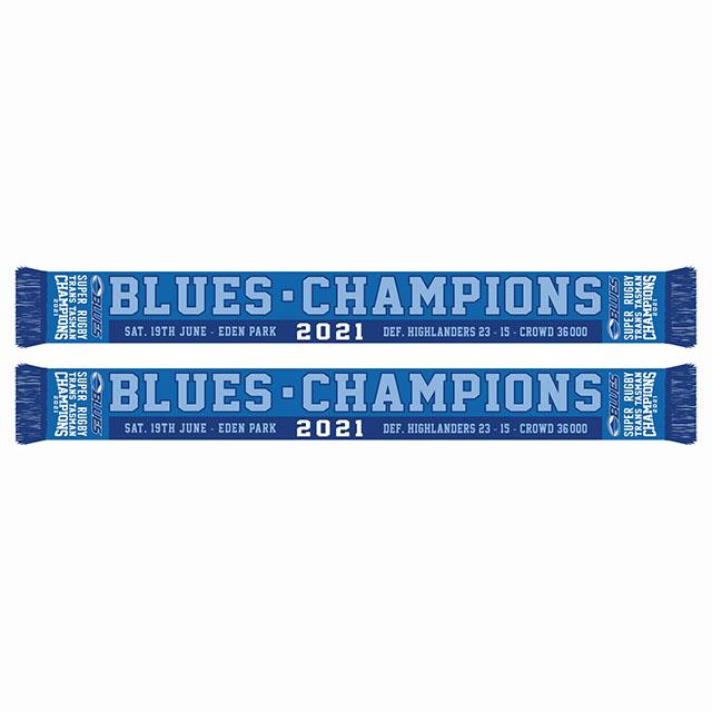 ブルーズ 2021 優勝記念スカーフ
