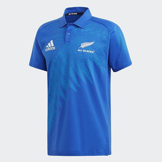 オールブラックス RWC2019 アンセムポロシャツ