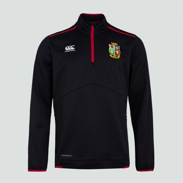 British & Irish Lions 2021 Thermoreg フリースジャケット ブラック