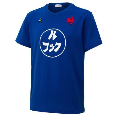 フランス代表 2019 半袖Tシャツ(カナ) ブルー