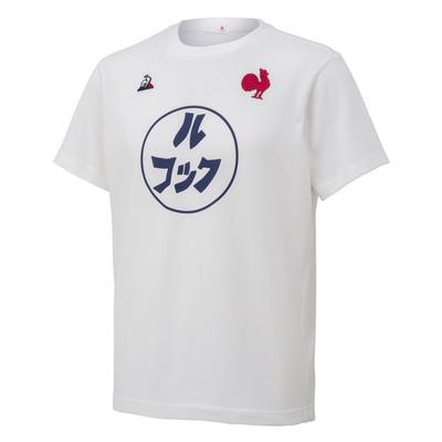 フランス代表 2019 半袖Tシャツ(カナ) ホワイト