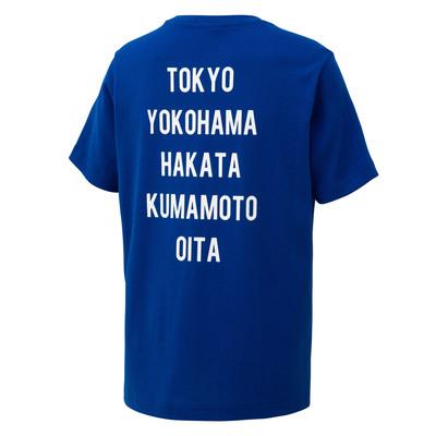 フランス代表 2019 半袖Tシャツ(ワード) ブルー