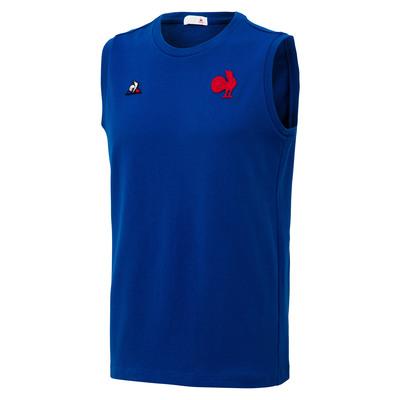 フランス代表 2019 ノースリーブシャツ ブルー