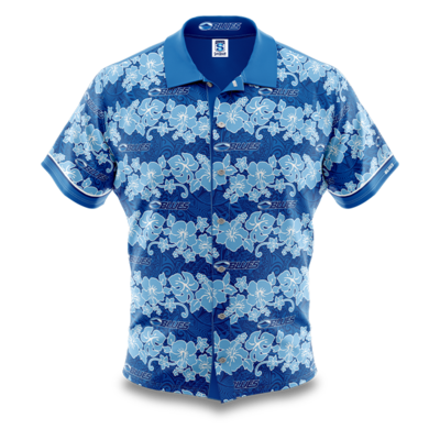 ブルーズ 2020  ハワイアンシャツ