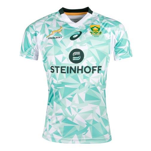 南アフリカ セブンズ代表 2018 アウェイジャージ