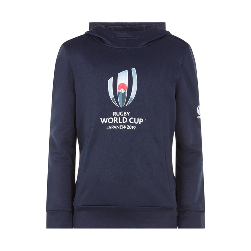 ラグビーワールドカップ2019 オフィシャル スウェットフーディー