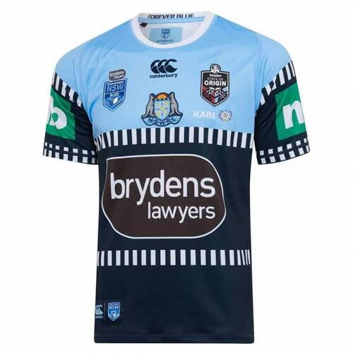 NSW ブルーズ 2020 アウェイジャージ