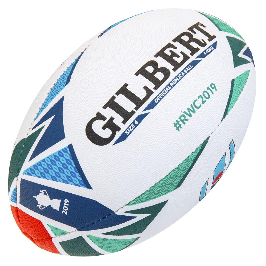 ギルバート製 RWC2019 レプリカボール 4号球