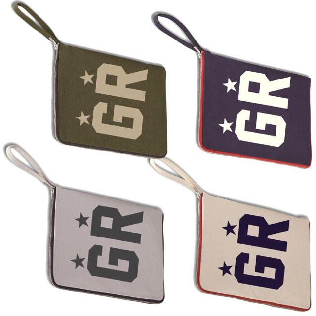 グリフィン GRFN クラッチバッグ 全4カラー