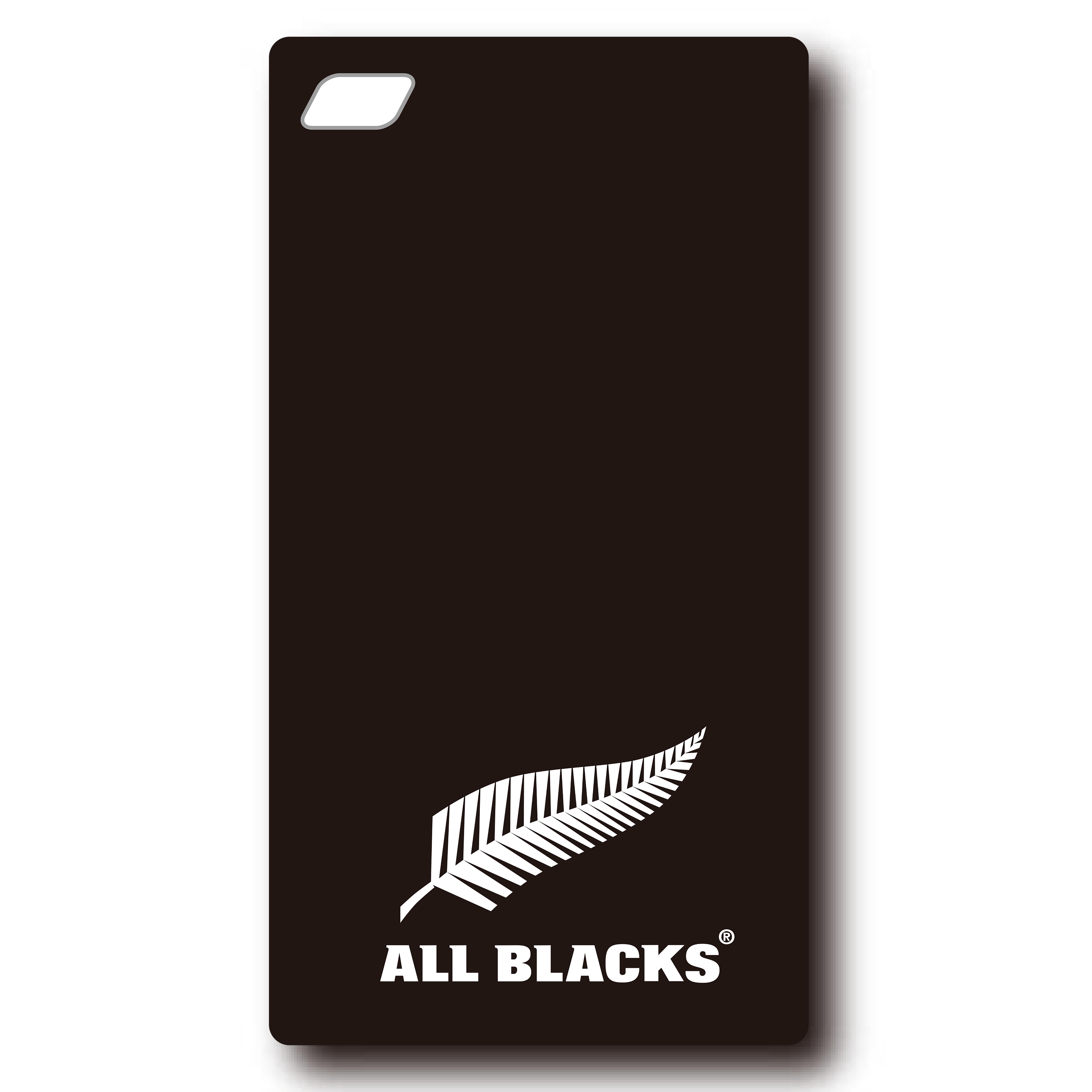 オールブラックス iPhoneケース ロゴ(6/6S)