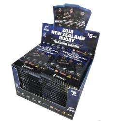 ニュージーランド ラグビー トレーディングカードBOX(36パック×9枚 3...