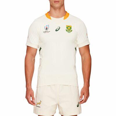 南アフリカ代表 スプリングボクス RWC2019 アウェイジャージ