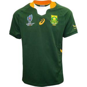 南アフリカ代表 スプリングボクス RWC2019 ホームジャージ