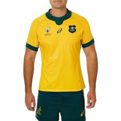 オーストラリア代表 ワラビーズ RWC2019 ホームジャージ