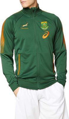 南アフリカ代表 スプリングボクス 2020 プレゼンテーションジャケット