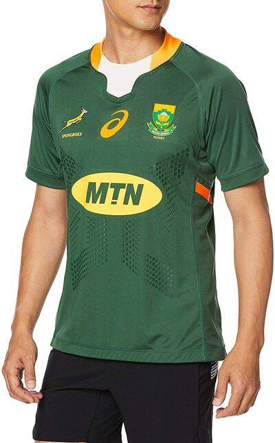 南アフリカ代表 スプリングボクス 2020 ホームゲームジャージレプリカ