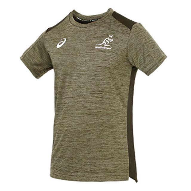 オーストラリア代表 ワラビーズ 2020 トレーニングTシャツ