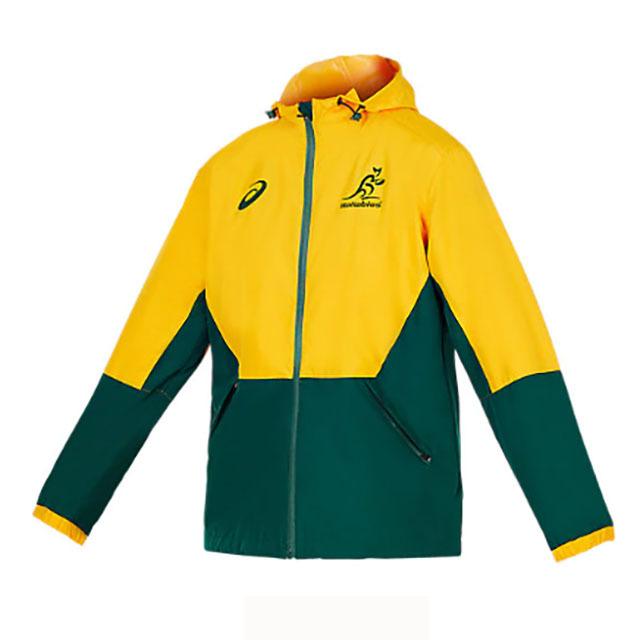 オーストラリア代表 ワラビーズ 2020 MATCH DAY WETウェザージャケット