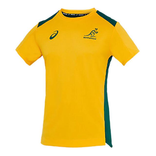 オーストラリア代表 ワラビーズ 2020 MATCH DAY トレーニングTシャツ