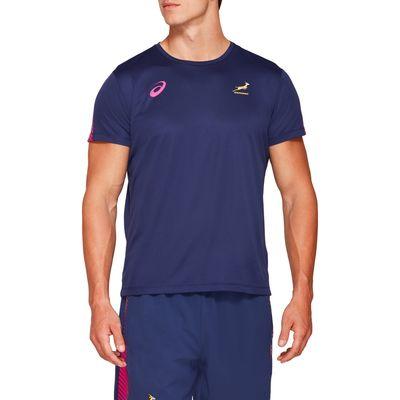 南アフリカ代表 スプリングボクス 19/20 トレーニングTシャツ