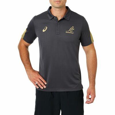 オーストラリア代表 ワラビーズ 19/20 メディアポロシャツ