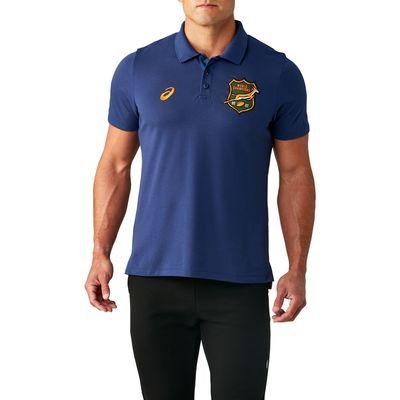 南アフリカ代表 スプリングボクス 19/20 グラフィックポロシャツ