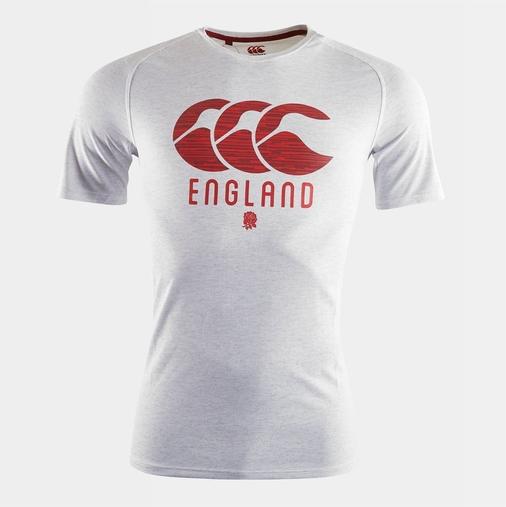 イングランド代表 2020 Poly グラフィックTシャツ
